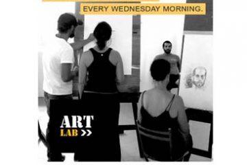 Life drawing classes David Lagesse