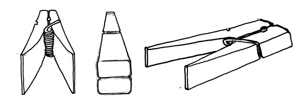 Tutorial learn how to draw a peg