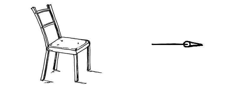 How to draw a chair at home David Lagesse