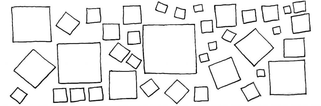 Learn how to draw squares