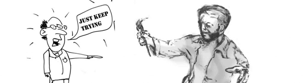 5 steps for better drawing habits