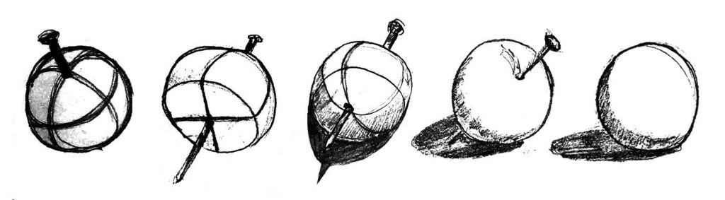 Tutorial from Proko. Learn how to draw David Lagesse