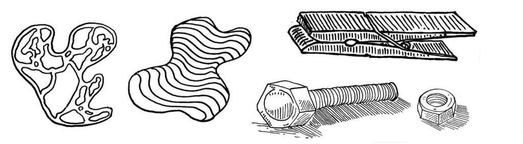 How contour lines will help you learn how to draw anything in 36 hours